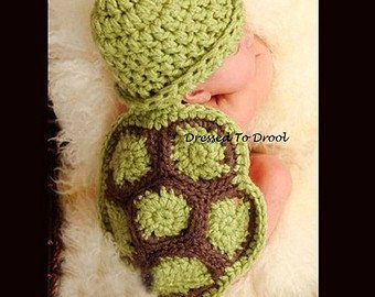 Crochet baby outfit | Etsy
