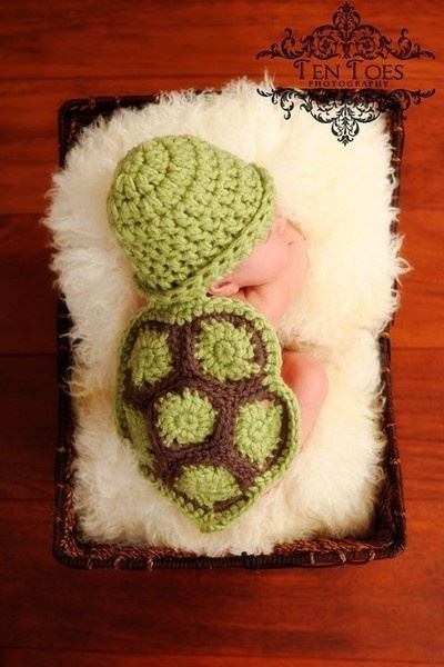 Cutest Crochet Baby Outfits
