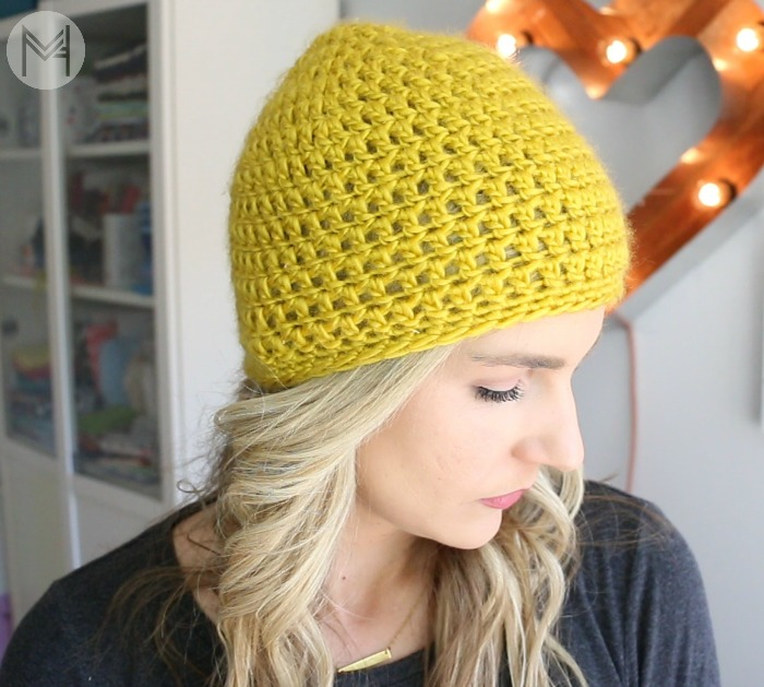Beginner Crochet Beanie Round Up - Great Hats to Choose From!