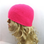 METHODS TO FASHION A CROCHET BEANIE HAT