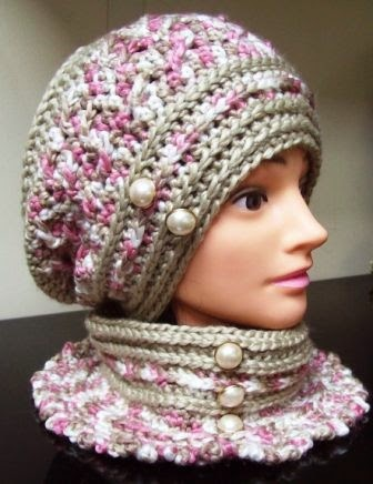 The Most Elegant Crochet Beret | AllFreeCrochet.com