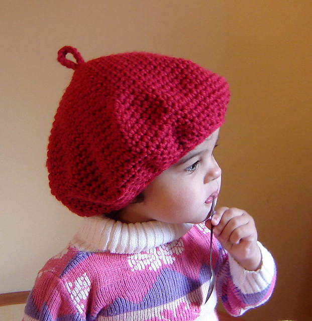 Ravelry: French Style Beret pattern by JTcreations