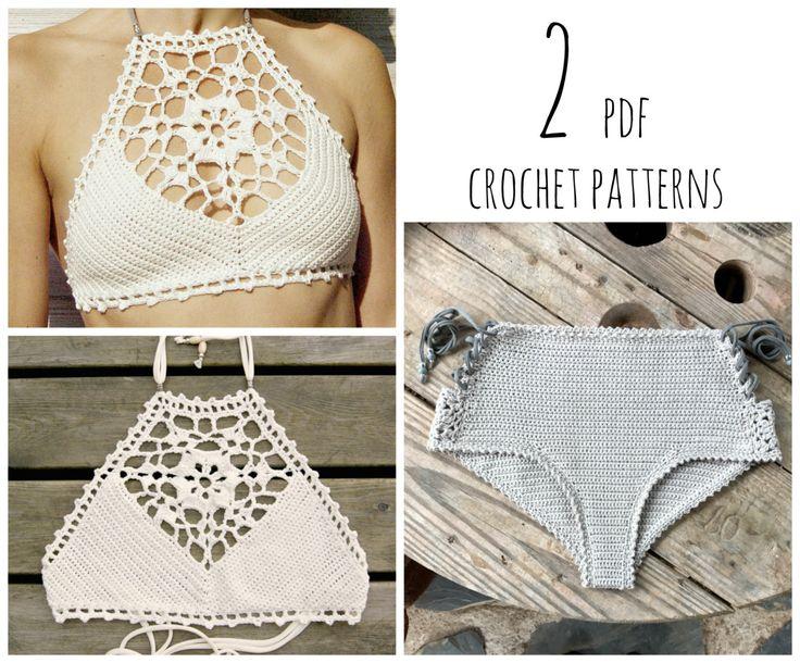 Latest trends in crochet bikini pattern - Crochet and Knitting