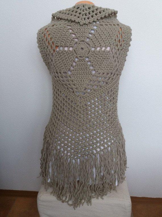 Crochet bolero pattern Hippie bolero crochet pattern Crochet | Etsy