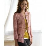 WIDE VARIETIES OF CROCHET CARDIGAN