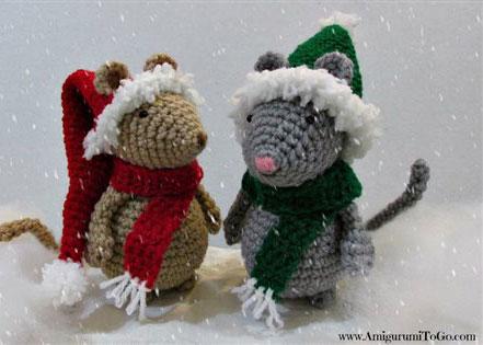 Crochet Christmas Ornaments: 15 FREE Festive Patterns - Interweave