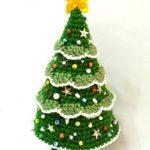 BEAUTIFUL CROCHET CHRISTMAS TREE