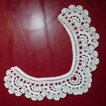 SOME VARIETIES OF CROCHET COLLAR PATTERN