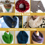 TIPS ON DECORATING YOUR VENTILATION SHAFT   WITH CROCHET COWL PATTERN