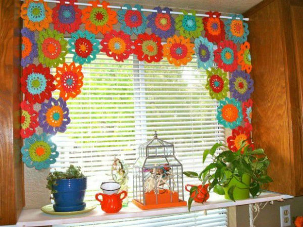 Innovative Plain Kitchen Curtain Patterns Kitchen Curtains Smart