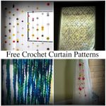 WHERE TO SOURCE CROCHET CURTAIN PATTERNS   IDEAS AND INSPIRATION