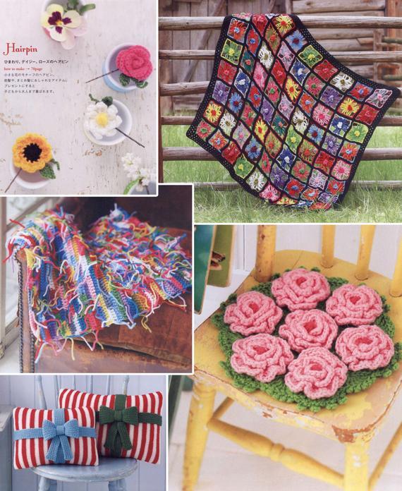 25 Colorful Crochet Patterns Crochet Designs Crochet | Etsy
