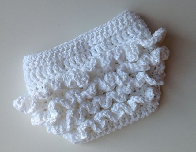diaper cover crochet free pattern | Ravelry: Ruffle Bum Diaper Cover