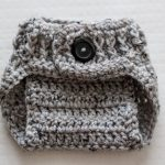 HOW TO IDENTIFY PERFECT CROCHET DIAPER   COVER PATTERN