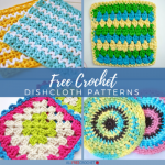 THINGS TO CONSIDER WHEN CHOOSING A   PARTICULAR CROCHET DISHCLOTH PATTERN