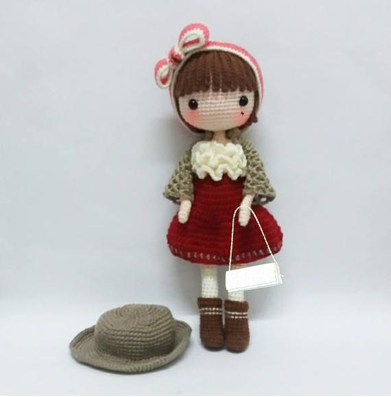 SIMPLE TIPS AND GUIDE TO MAKING A PERFECT   CROCHET DOLL