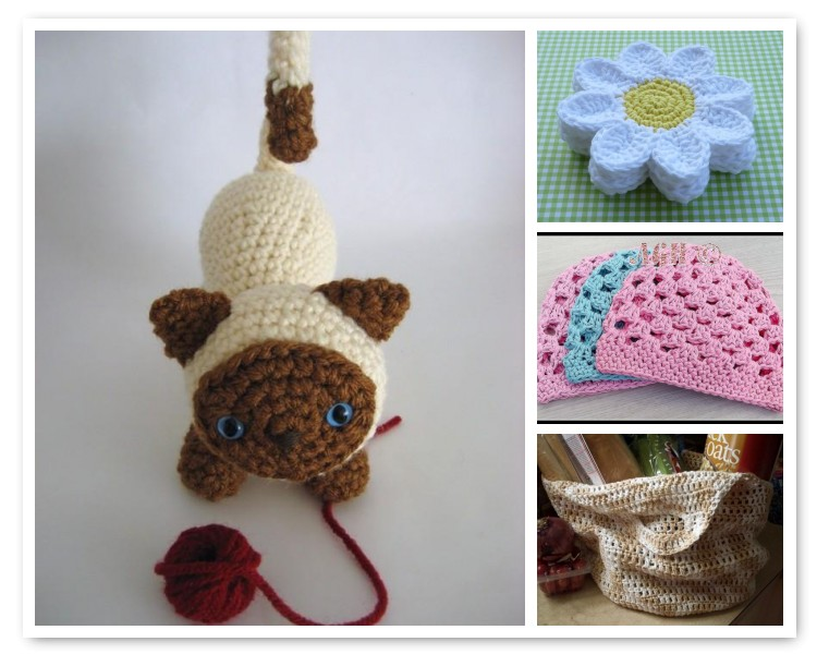 Easy to learn free crochet patterns - Crochet and Knitting Patterns 2019