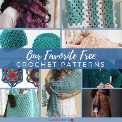 Our Favorite Free Crochet Patterns of 2018 | AllFreeCrochet.com