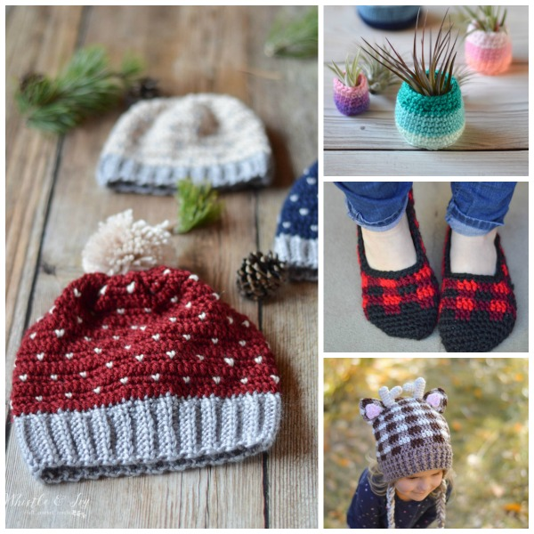 16 Crochet Gift Ideas (crochet gifts for any occasion) - A Free