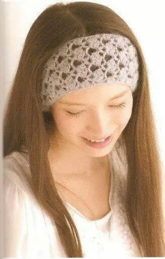 Crochet Headband Pattern ⋆ Crochet Kingdom