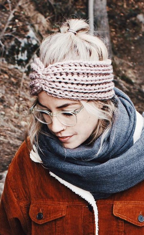 Few info on Crochet headbands