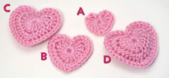 Tips To start Career with Crochet Heart   Pattern