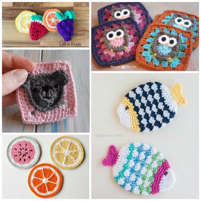 For a fruitful hobby, come up with   crochet ideas