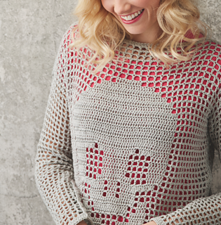 Ravelry: Skull Jumper pattern by Pony McTate