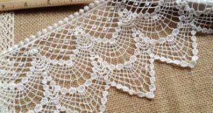 Crochet lace | Etsy