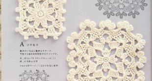 A whole book: Crochet Motifs and Edgings | Crochet | Pinterest