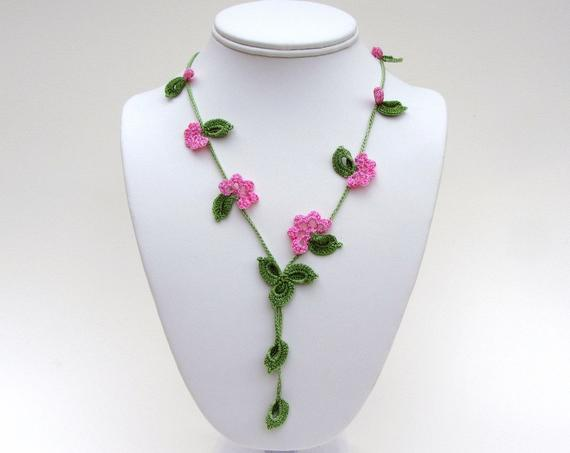 Importance of Crochet necklace