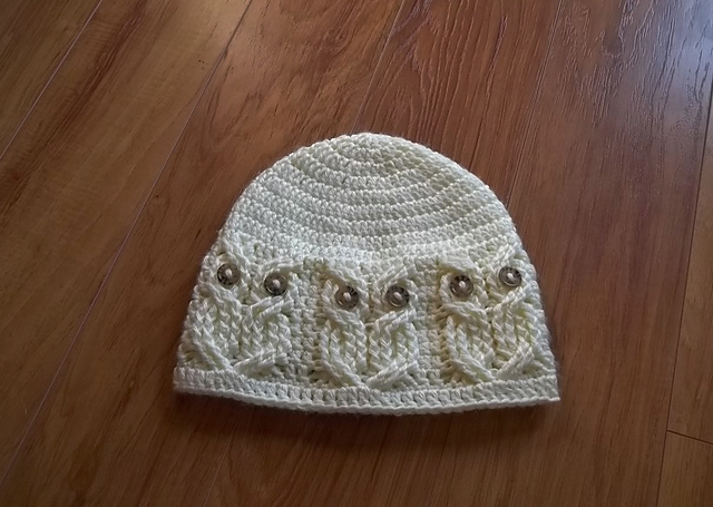 Some crochet owl hat patterns - Crochet and Knitting Patterns 2019