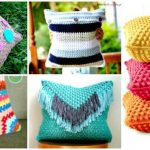 Create a perfect crochet pillow patterns