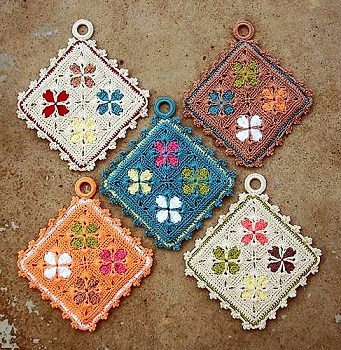 Free Crochet Potholder Patterns u2013 Karla's Making It