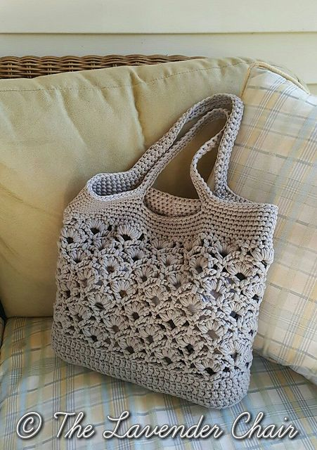 You Will Adore These Crochet Tote Bag Best Free Patterns | Crochet