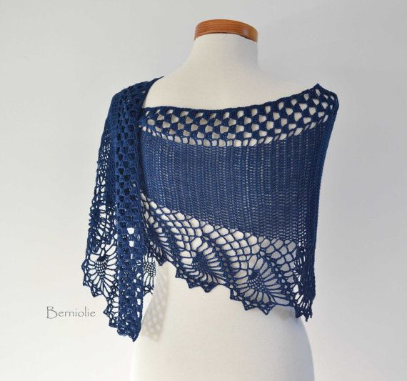OSWIN, Crochet shawl pattern, PDF | Crochet shawl patterns, Shawl