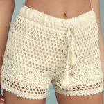 Your go-to styling guide on crochet   shorts