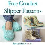 The best guide on available crochet   slipper pattern