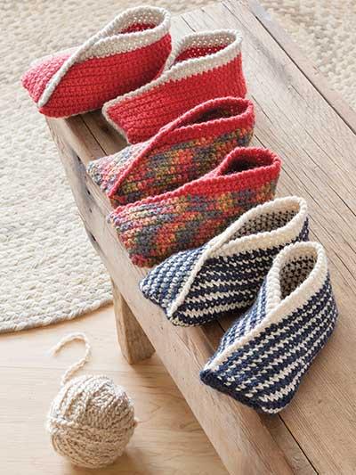 Crochet Downloads - ANNIE'S SIGNATURE DESIGNS: Tiptoe Crochet