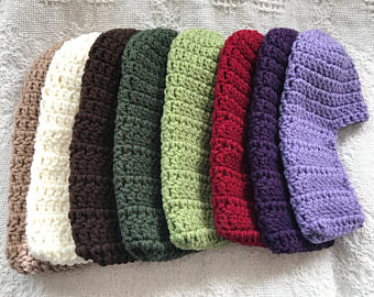 Crochet slippers | Etsy
