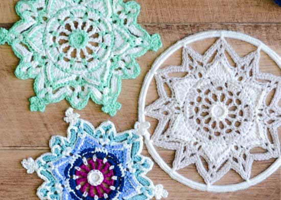 Free Crochet Star Patterns - REDAGAPE
