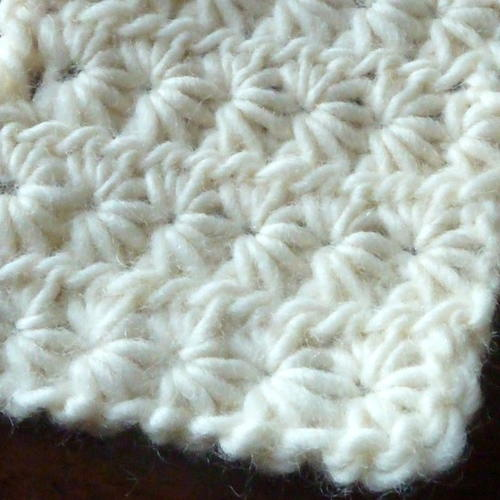 How to Crochet Star Stitch | AllFreeCrochetAfghanPatterns.com