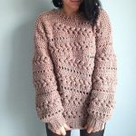 Knit the best crochet sweater for you and   your family