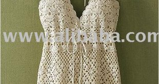 Handmade Crochet Tank Top - Buy Tank Top Women Product on