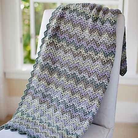 Vintage Crochet Throw & Afghan | Tangled Yarn UK
