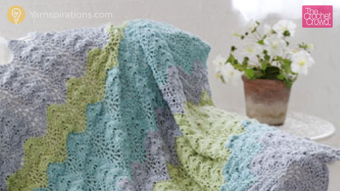 Antigua Crochet Throw | The Crochet Crowd