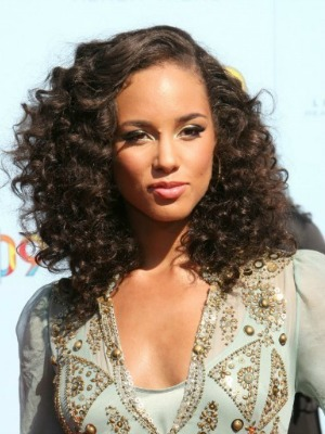 Curly hairstyle ideas u2013 SheKnows