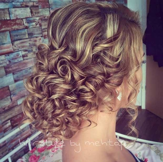 31 Most Beautiful Updos for Prom | Prom | Pinterest | Prom hair