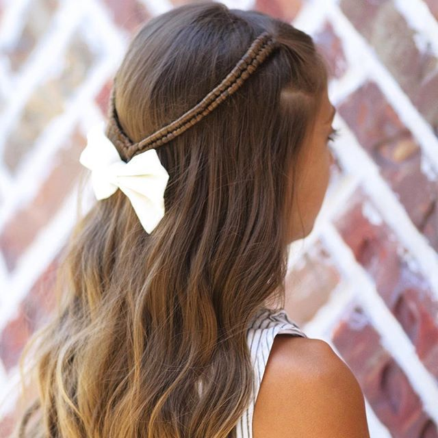Pull-Through Braid | Easy Hairstyles | Cute Girls Hairstyles | Hair