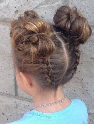 20 Adorable Toddler Girl Hairstyles in 2019 | Kids that I love